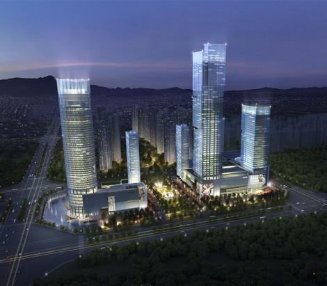 Kunming Rainbow Yunnan First City