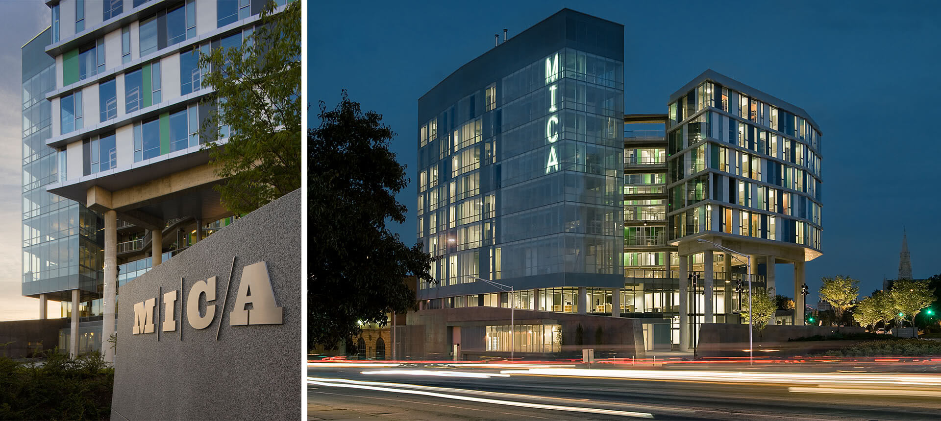 MICA – HB Allen Centre, Keble College