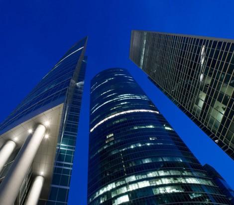 Naberezhnaya Office Towers
