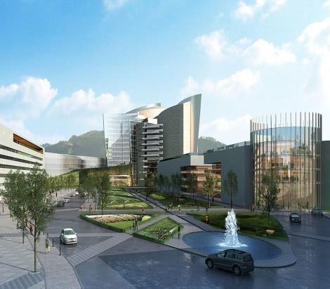 Nine Dragon Bay Healthcare District