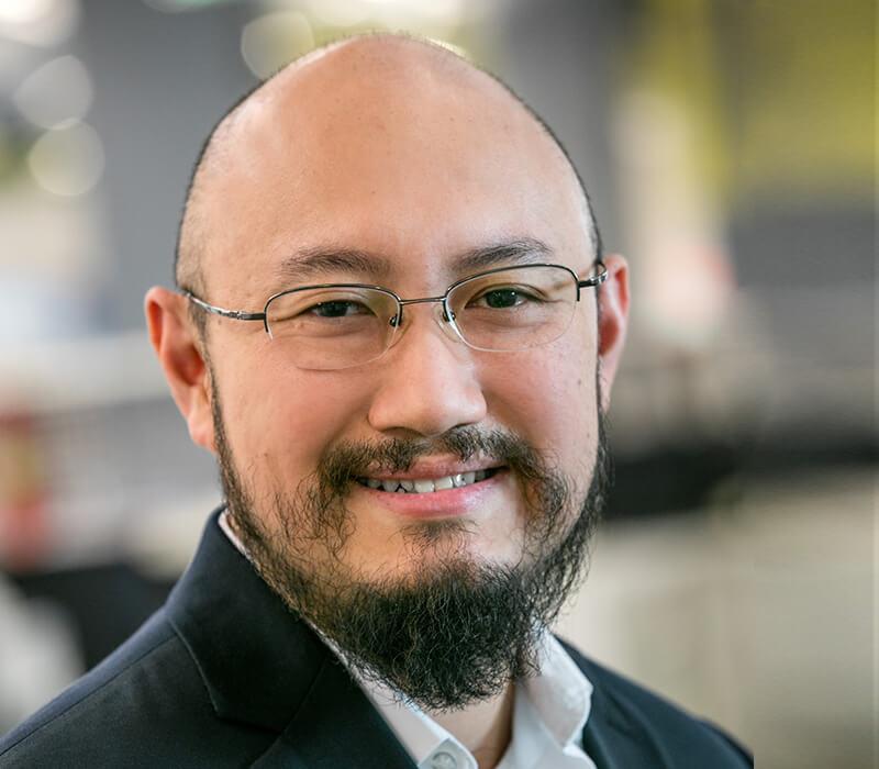 John Eric Chung headshot,