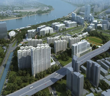 Xuhui New Waterfront Competition