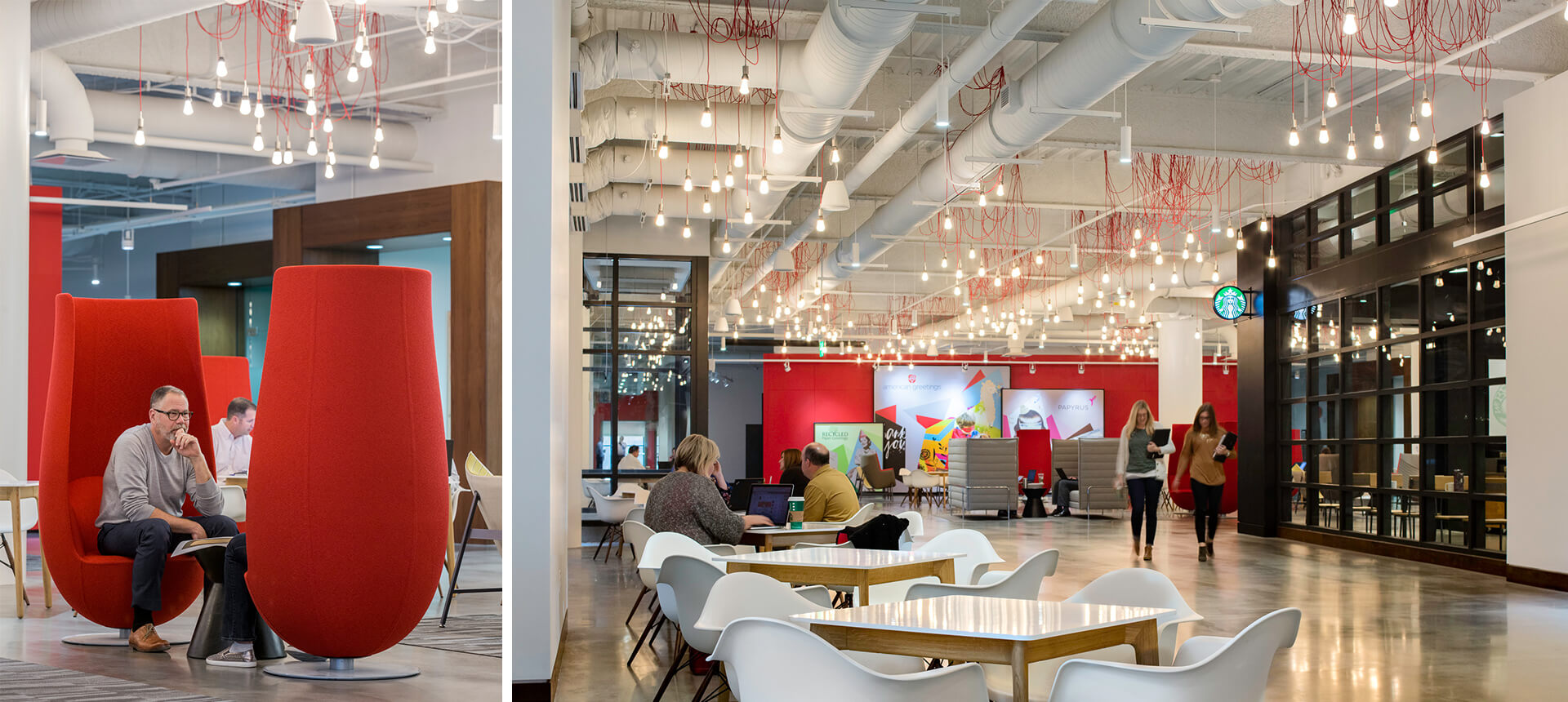 American greetings creative studio and world headquarters callisonrtkl american greetings creative studio and world headquarters kristyandbryce Choice Image