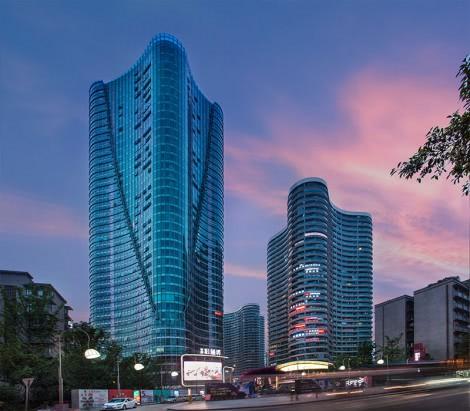 ARC Centre Plaza (Chongqing Shapingba)