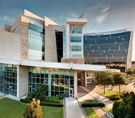 Baylor Health Care System The Heart Hospital Baylor Plano