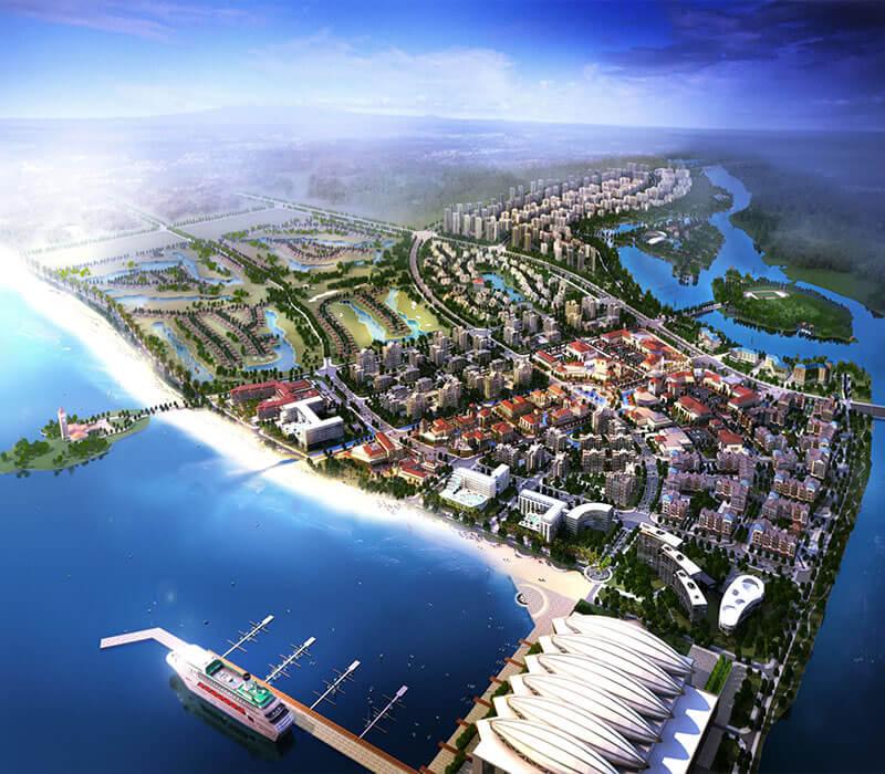 beidaihe international tourist resort center