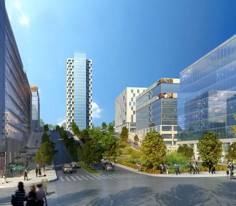 Brasilia 2 Master Plan Phase 2