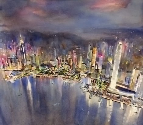 Central Hong Kong Waterfront Competition