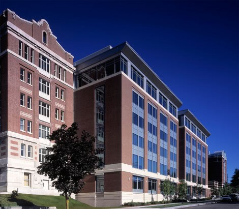 Swedish Health Services – James Tower Life Sciences Building