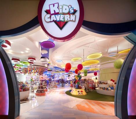 Kid's Cavern