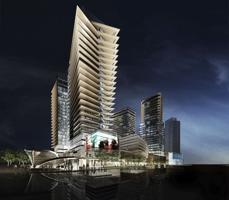 LXM Residential Towers