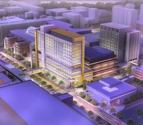 The University of Alberta Hospital – Multi-Use Health Services Building