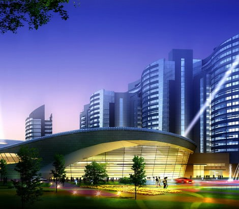 Shanghai Changzheng Hospital Pudong, The Second Military Medical University