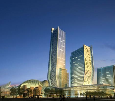 Shanghai Long Yang Road Station Master Plan