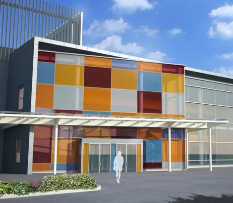 Shaw Campus Data Center