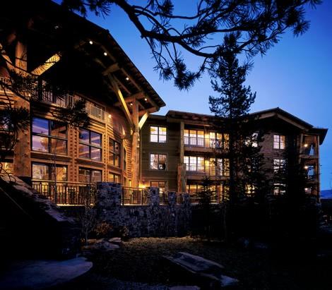 Teton Club, Raintree Resorts International