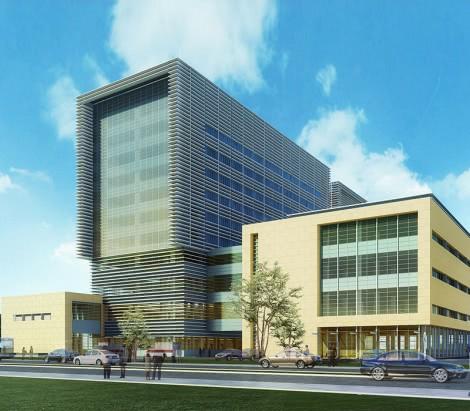 Tianjin Medical University Eco-City Metabolic Disease Hospital