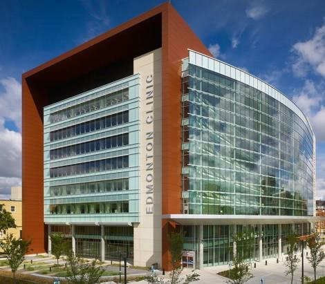Alberta Health Services – The Edmonton Clinic