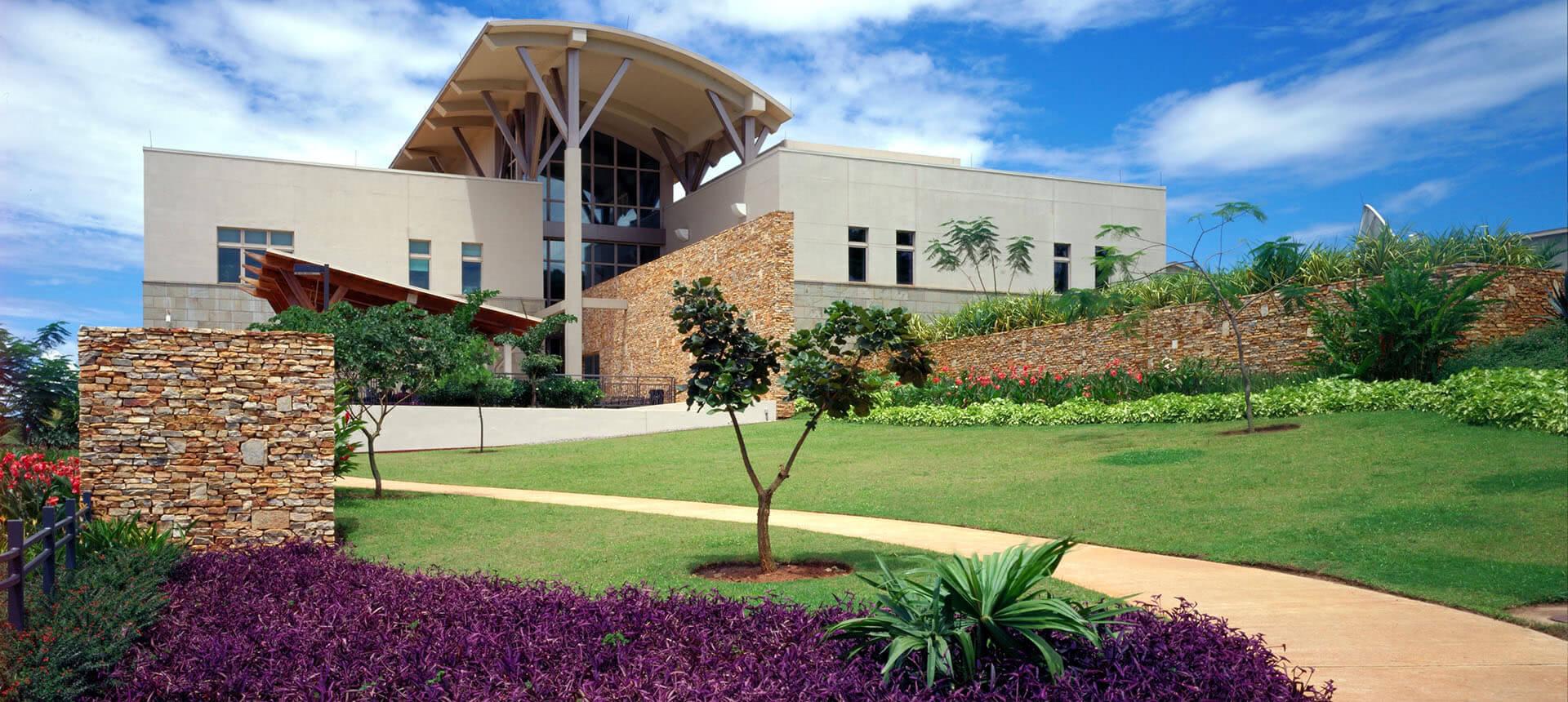 US Embassy Kampals Landscape Architecture