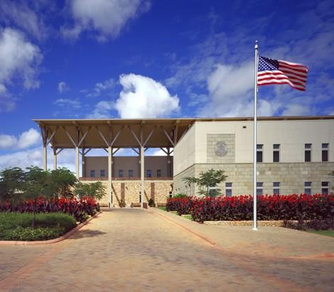 U.S. Embassy Kampala, Uganda