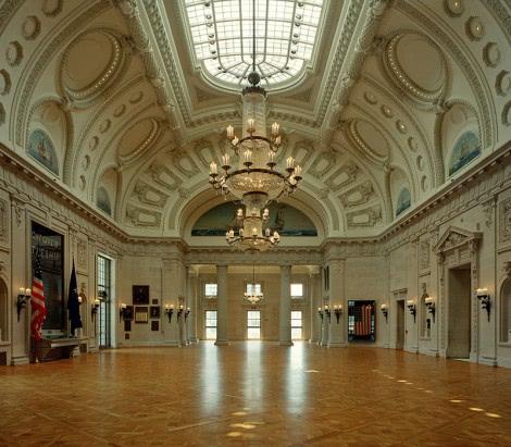 U.S. Naval Academy: Bancroft Hall Rehabilitation