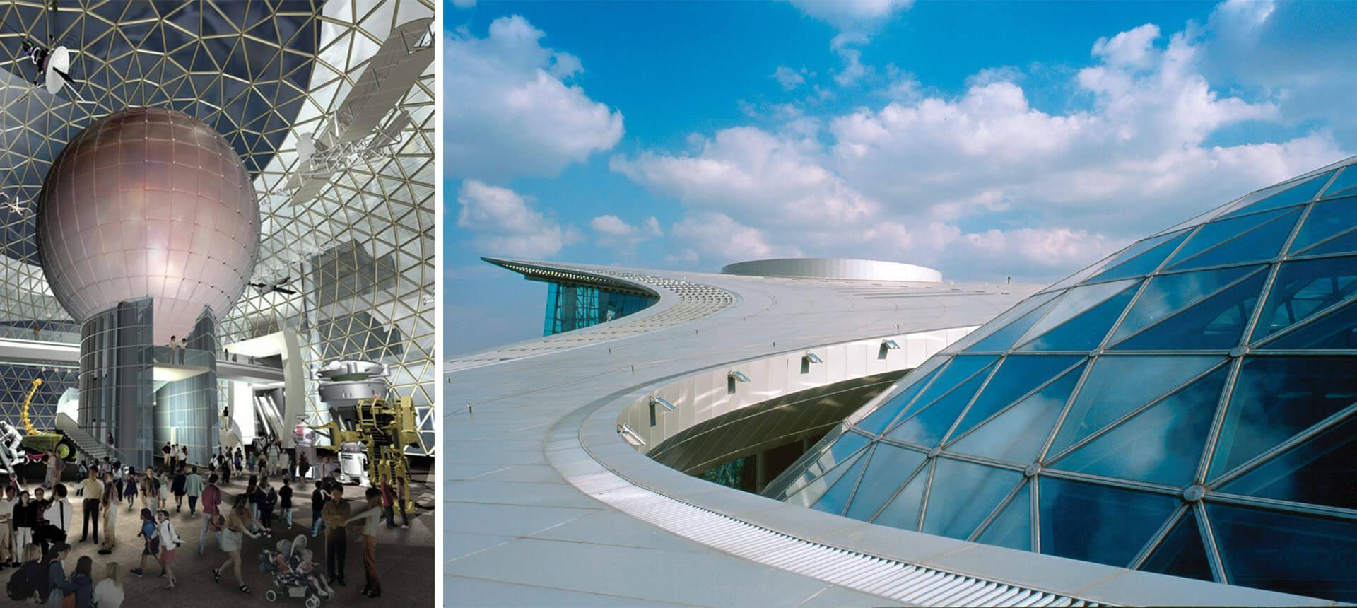 Shanghai Science And Technology Museum. CallisonRTKL Design ...