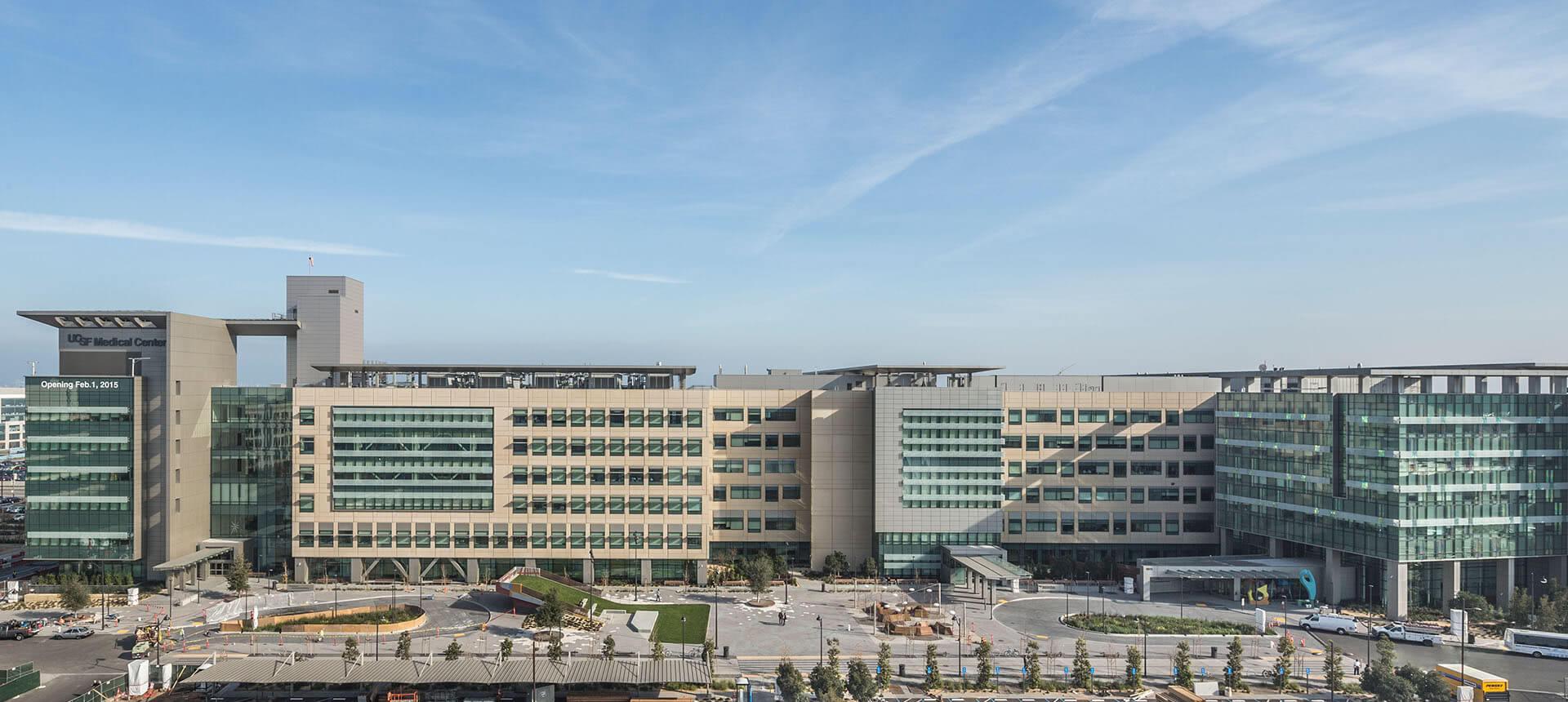 UCSF Medical Center at Mission Bay - CallisonRTKL