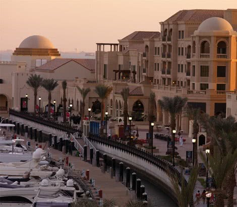 The Pearl – Porto Arabia