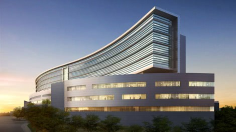 New Tower Sets Benchmark for World-Class Care