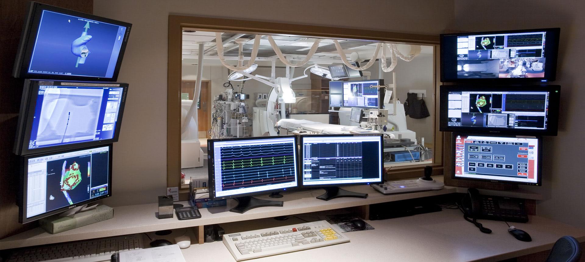 Baylor Heart Hospital Healthcare Technology