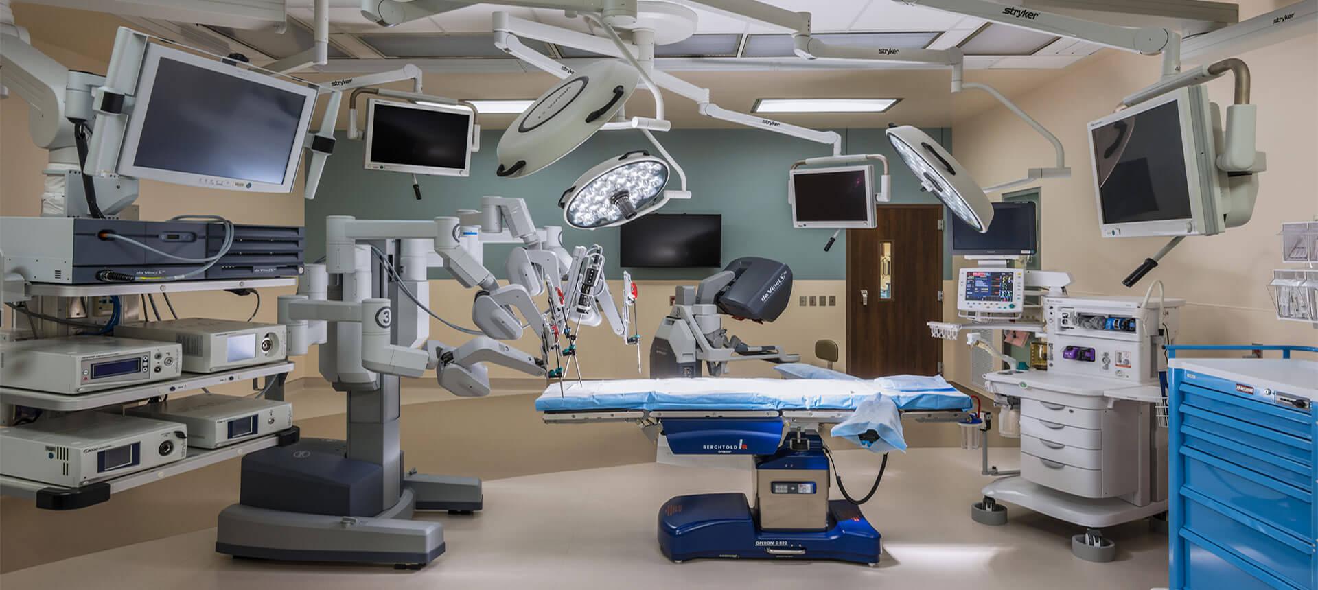 Baylor McKinney Healthcare Technology