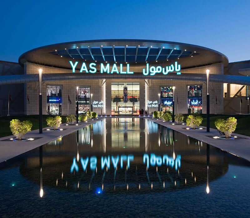 Yas Mall  CallisonRTKL -> Nespresso Yas Mall
