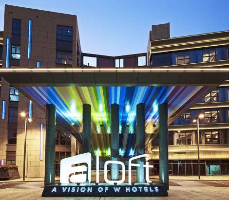 Vanke Dongguan Aloft Hotel