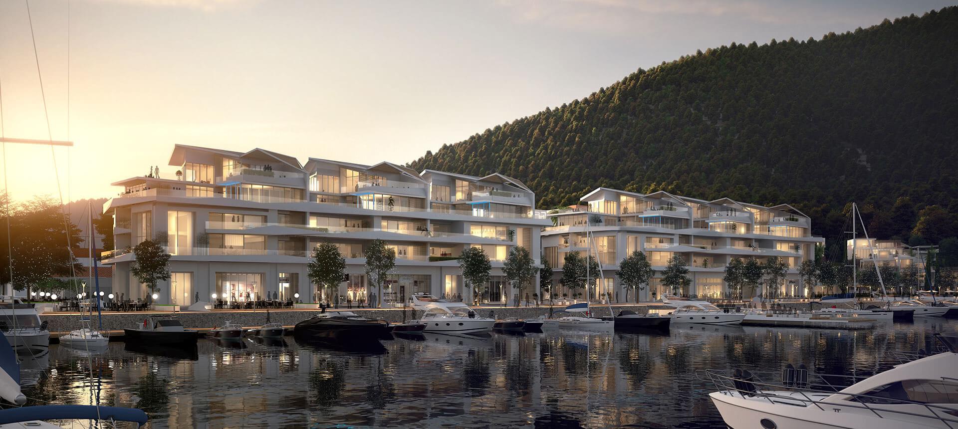 Portonovi Marina Apartments