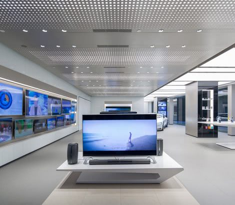 LeEco Experience Showroom