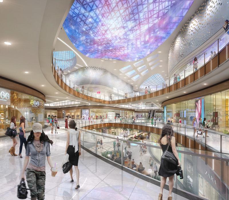 Light Shop Dubai Mall: Paseo Interlomas