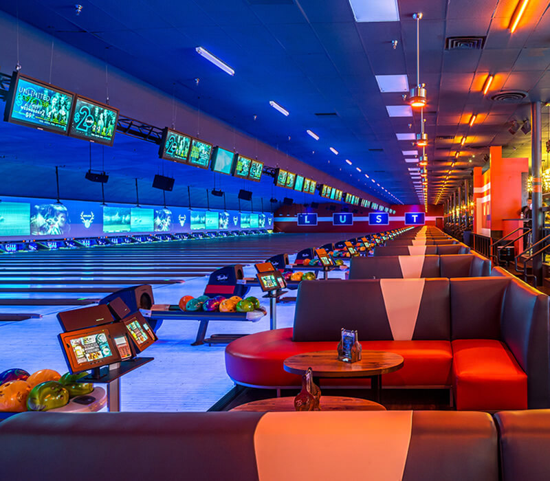 New Brunswick Bowling >> Bowlero - CallisonRTKL