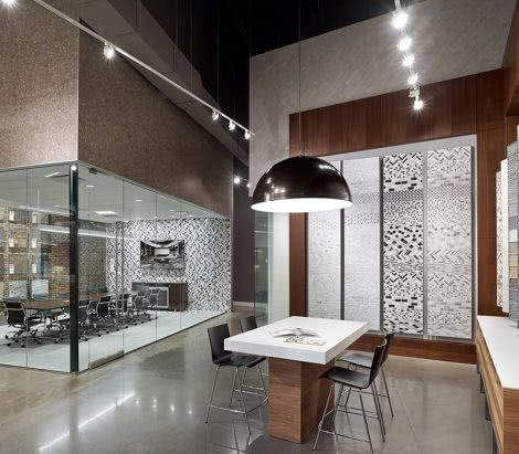 Interceramic Showroom