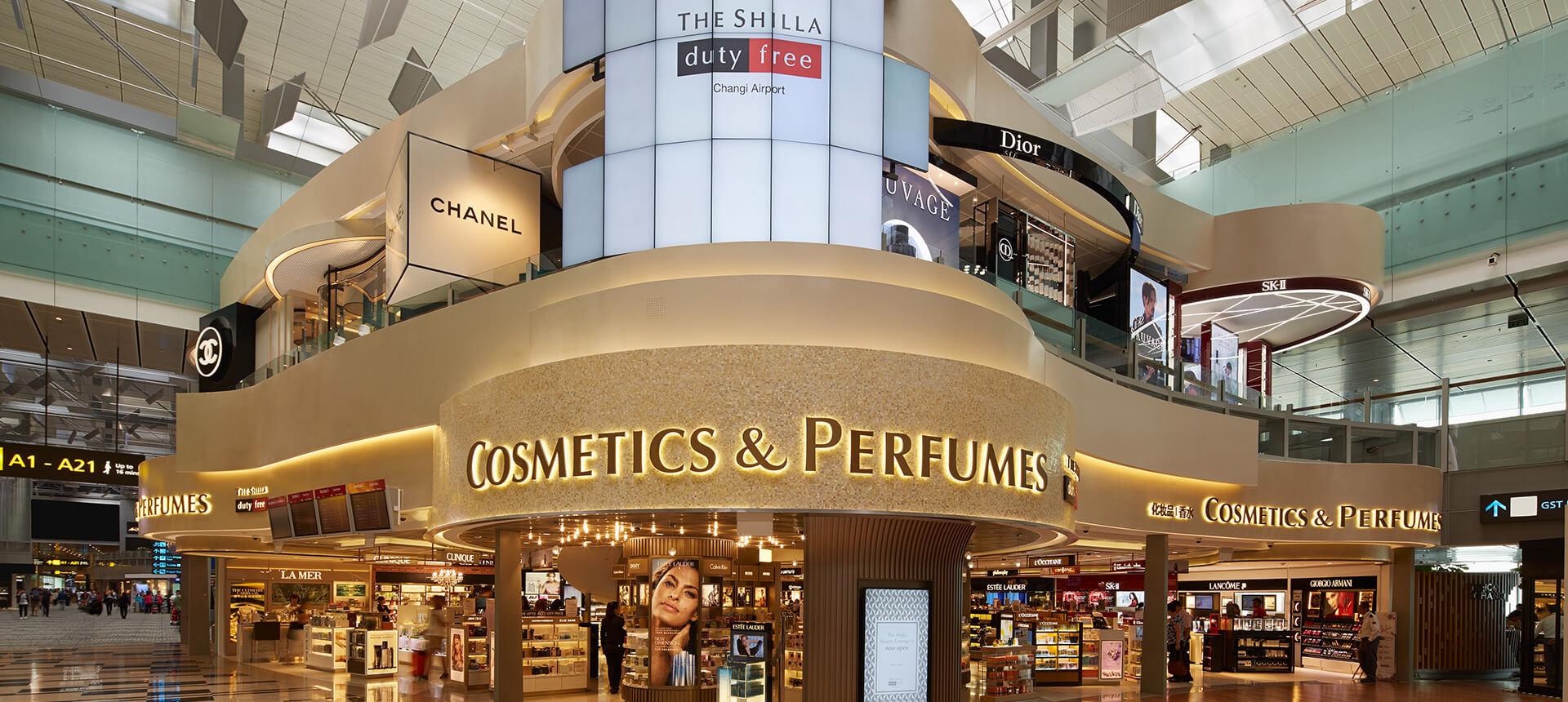 Beauty Loft, Changi Airport Duty Free 1