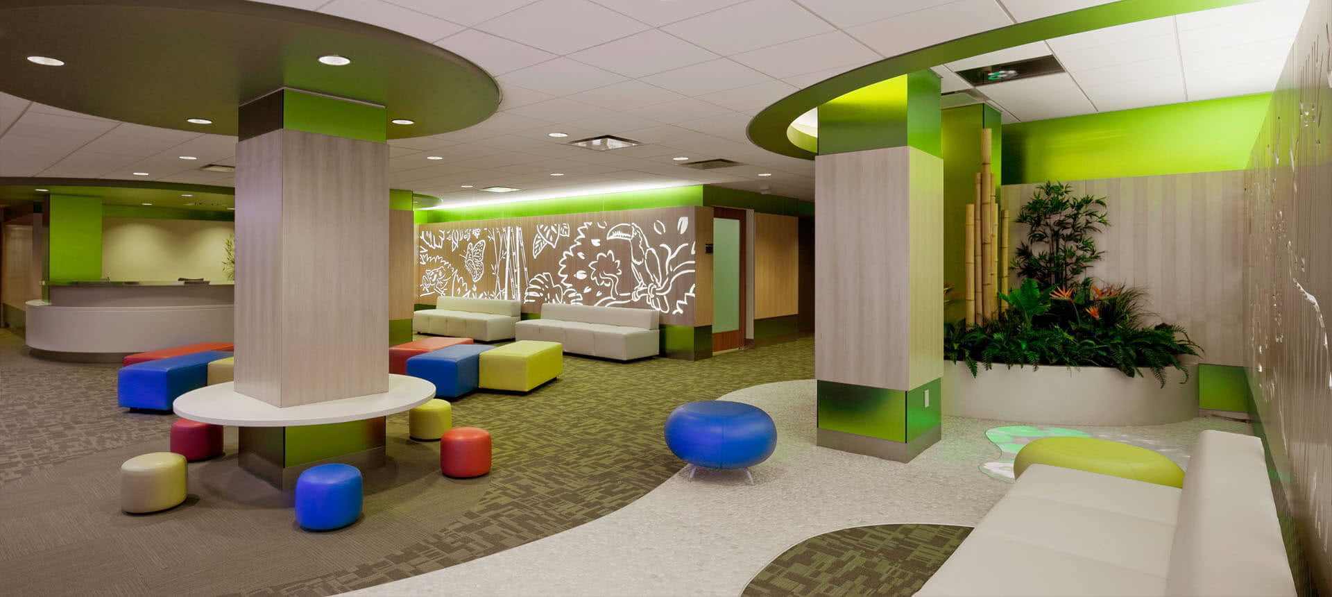 Healthcare Interior Architecture Design 2