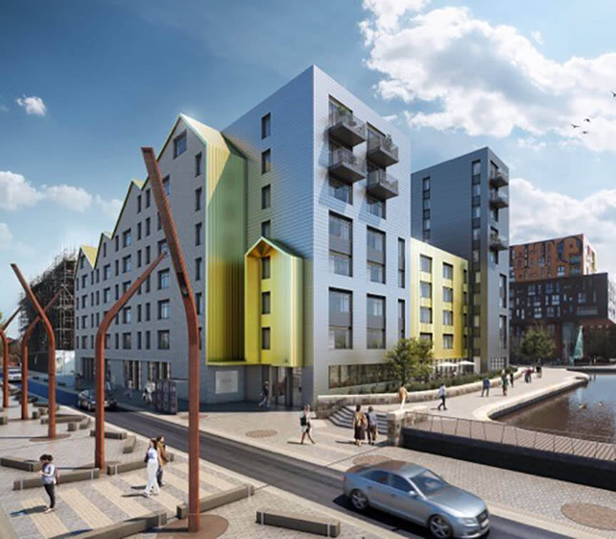 Green Light For More Than 200 New Homes In Ancoats, East