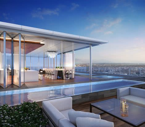 Four Seasons Los Angeles Private Residences