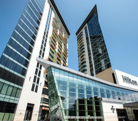 Batumi Hilton Hotel & Residences