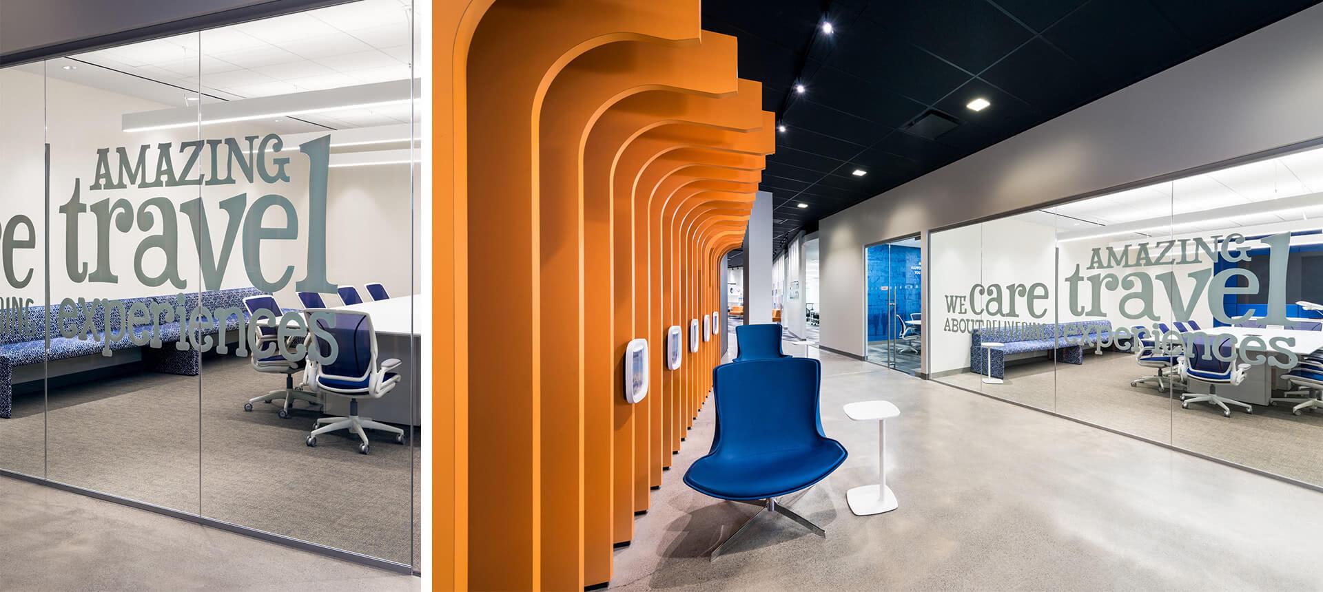aol corporate office. FC USA, Inc. Liberty Travel New Corporate Headquarters Aol Office E