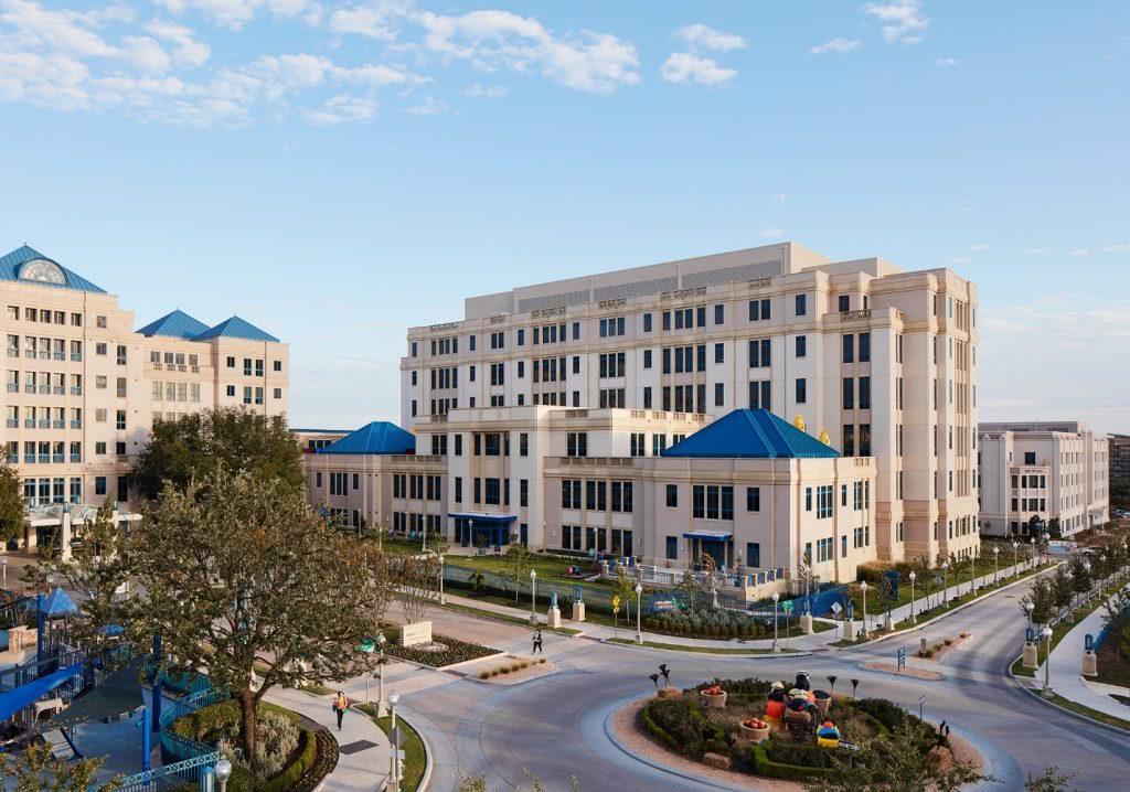 Cook Children\'s Medical Center South Tower Opens - CallisonRTKL