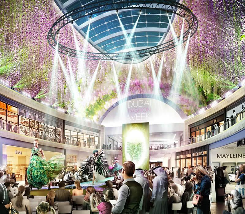 Light Shop Dubai Mall