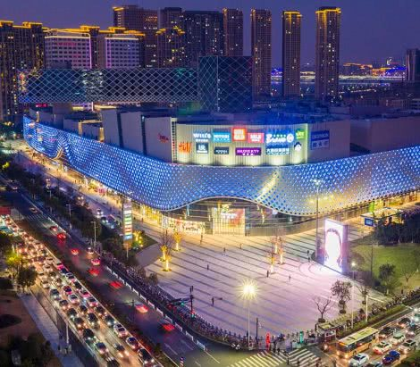 Hangzhou Riverside PowerLong Plaza