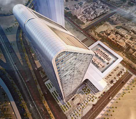 Saudi British Bank Head Office