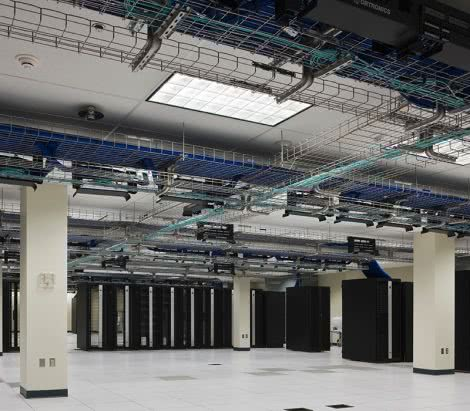 Johns Hopkins University Mt. Washington Data Center