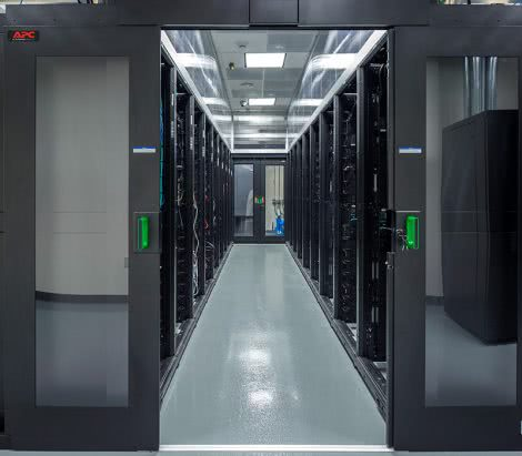 Texas Christian University Pond Street Data Center